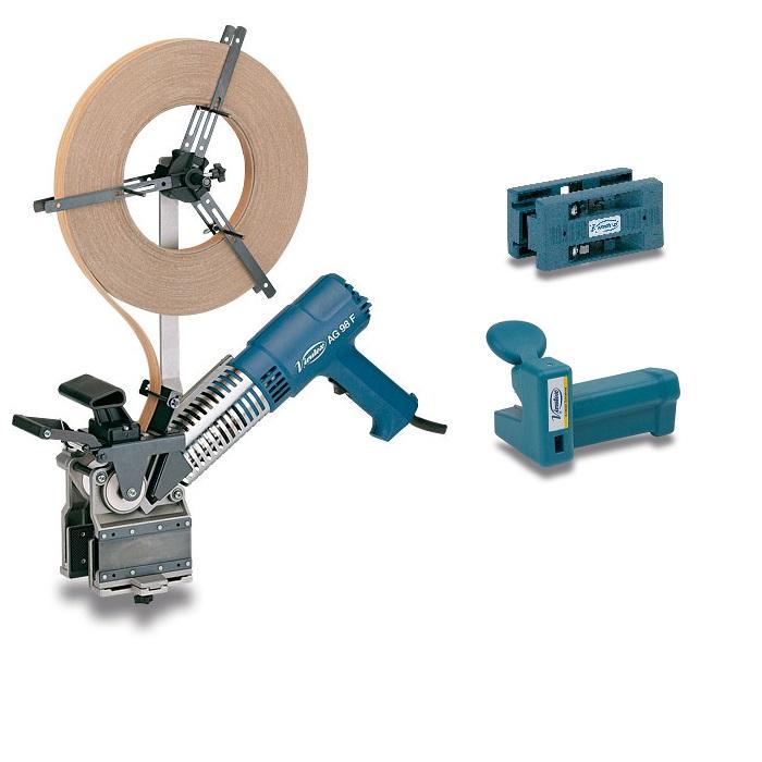 AG52F Набір кромкоклеючий пристрій і аксесуари (AG98F+AU93+RC21E) - VIRUTEX