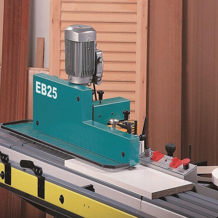 EB25 Okleiniarka do krawędzi 3000W gr. płyty 11-50mm 117kg