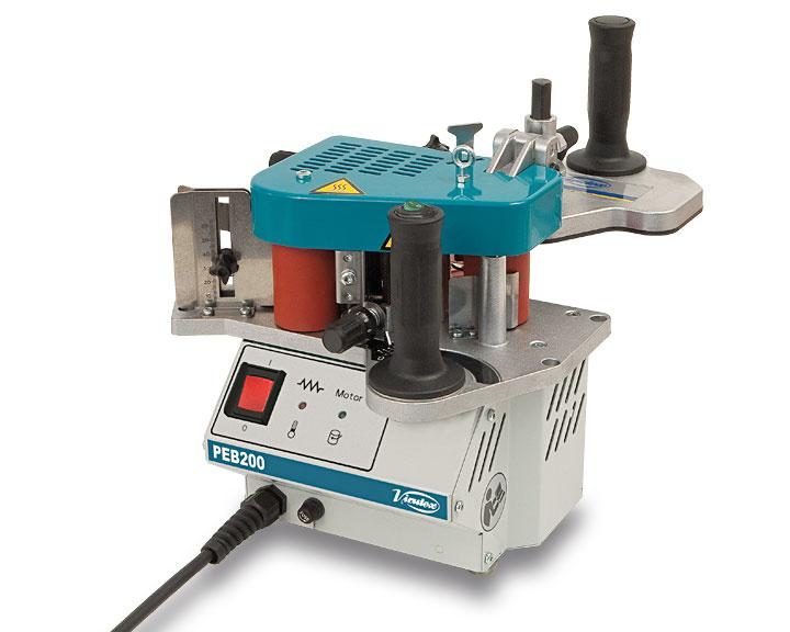 PEB200 Кромкоклеючий пристрій переносний з розтоплювачем клею