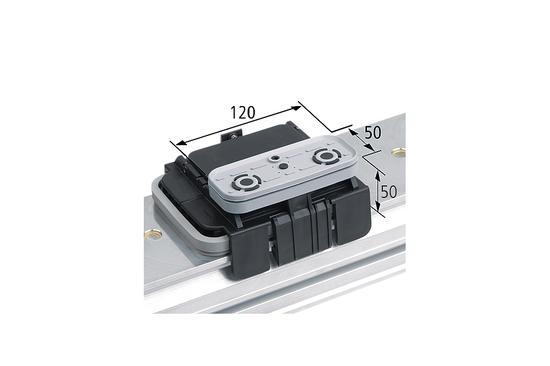 Vakuový blokVCBL-K1 120x50 H=50 mm L (podélný) pro úźké elementy
