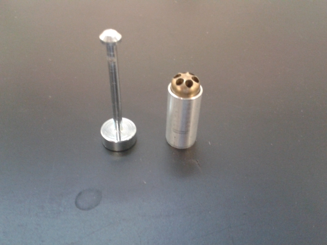 Koncový ventil s blokovým příslušenstvím pro Biesse i SCM