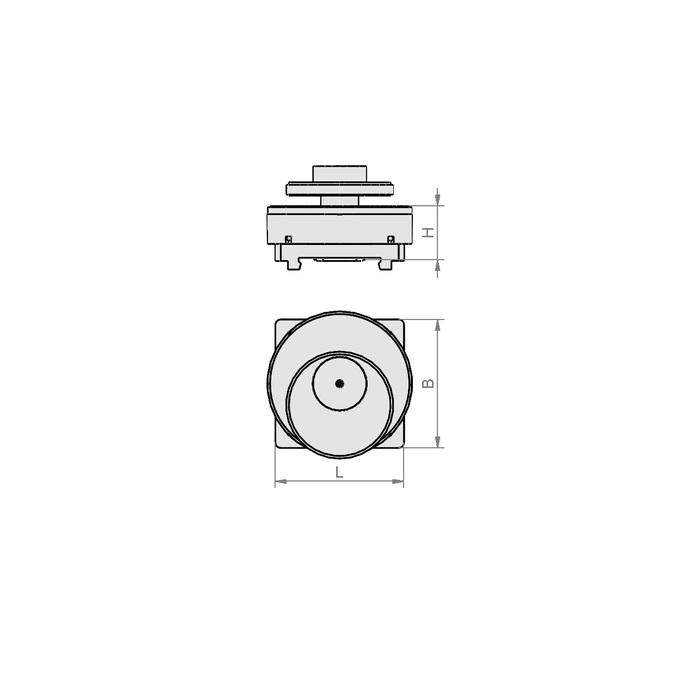 Mechanická svorka VCMC-S